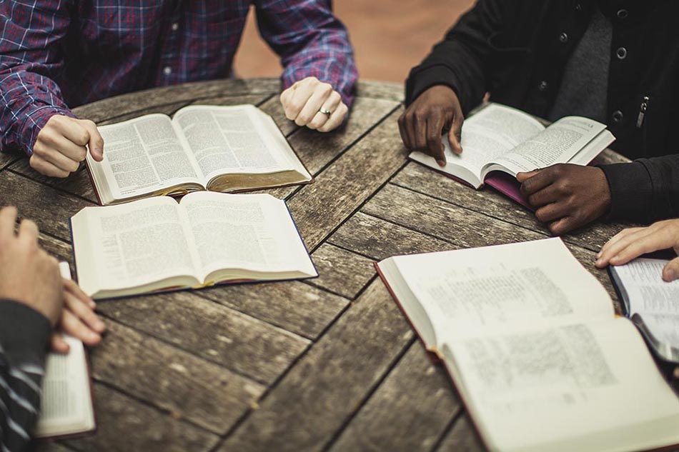 Men's Bible Study Adult Education and Fellowship