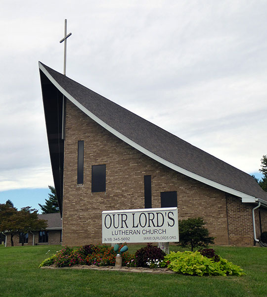 Our Lord's Lutheran Church Exterior